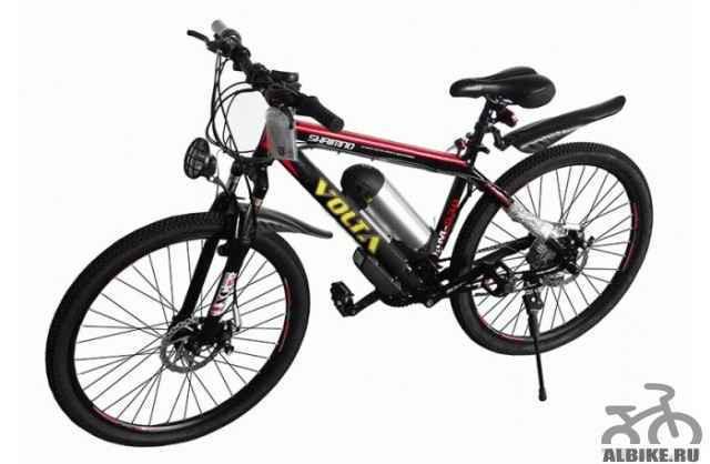 Электровелосипед Volta Ажур