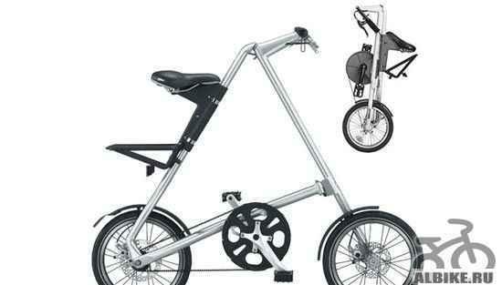 Велосипед стрида (аналог)