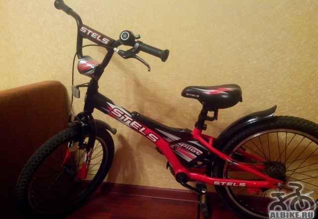 Продаю детский велосипед стелс пилот 170