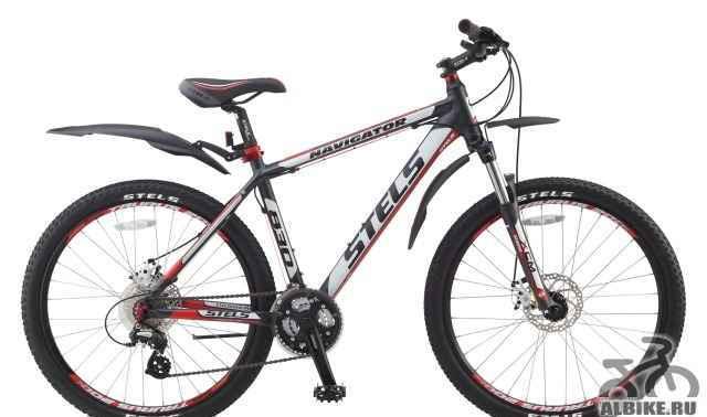 Горный велосипед Стелс Навигатор 830 (2014)
