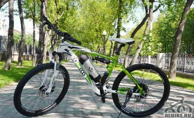 Электровелосипед Электро Vitality ES 600