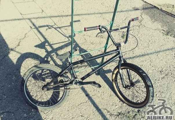 BMX WeThePeople Версус