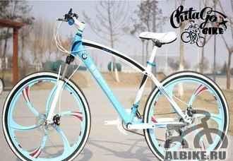 Велосипед БМВ Blue