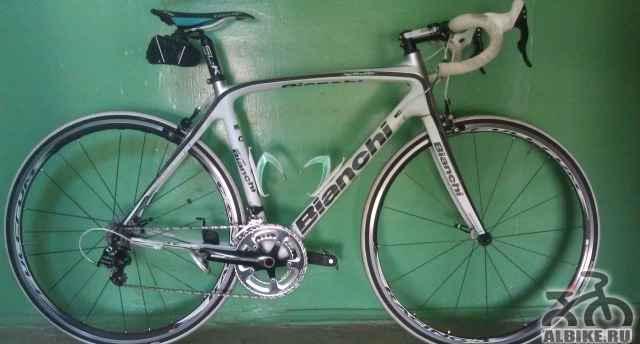 Шоссейный велосипед Bianchi Infinito