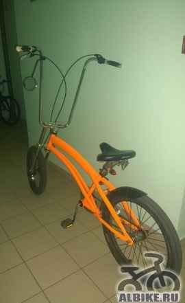 3g чоппер дорожный велосипед - Фото #1