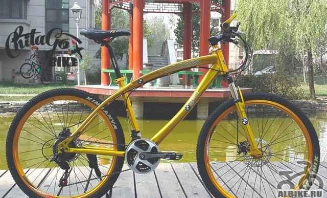 Велосипед БМВ Гольд