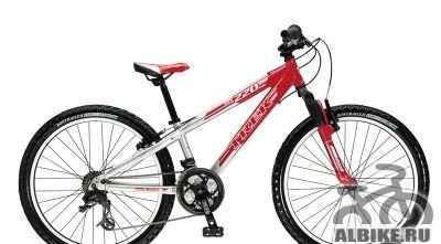 Велосипед горный подростковый трек MT220