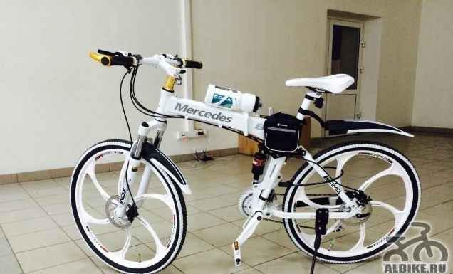 Велосипед мерседес (на литье) В наличии