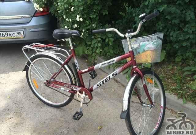 Велосипед Стелс Навигатор Lady(новый)
