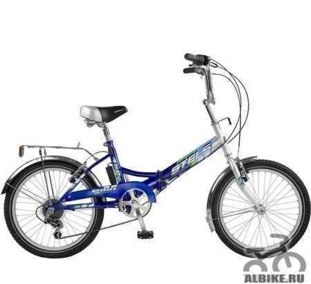 Велосипед Стелс Пилот 450 20