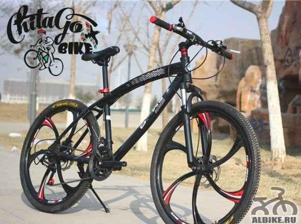 Велосипед БМВ Blak