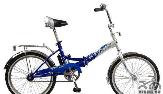 Велосипед Стелс Пилот 410 (2011)
