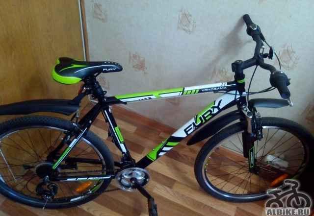 Велосипед Фури Yokogama