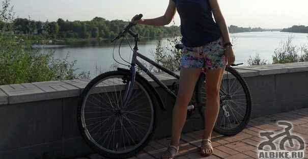 Велосипед женский кинг fox