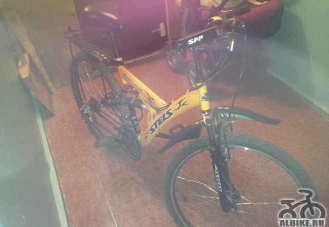 Велосипед стелс Фокус 18Spd