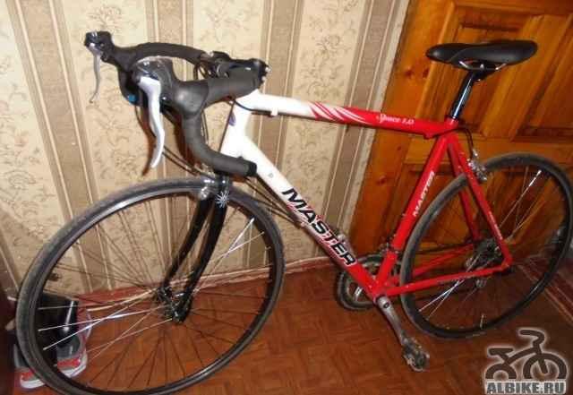 Шоссейный велосипед Мастер
