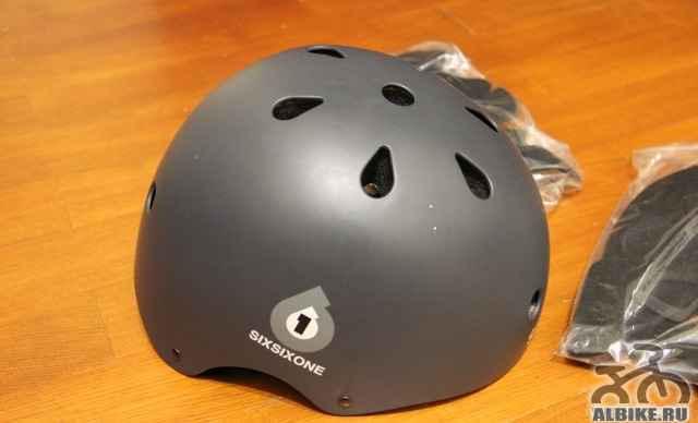 Продам шлем 661 Dirt Lid серый, универсальный разм