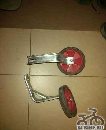 Дополнительные (боковые) колеса