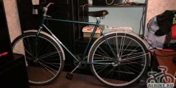 Велосипед Аист в хорошем состоянии