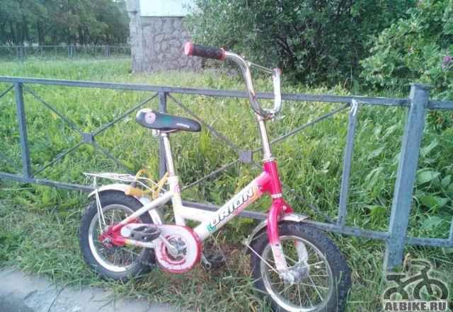 """Велосипед детский орион 12"""""""