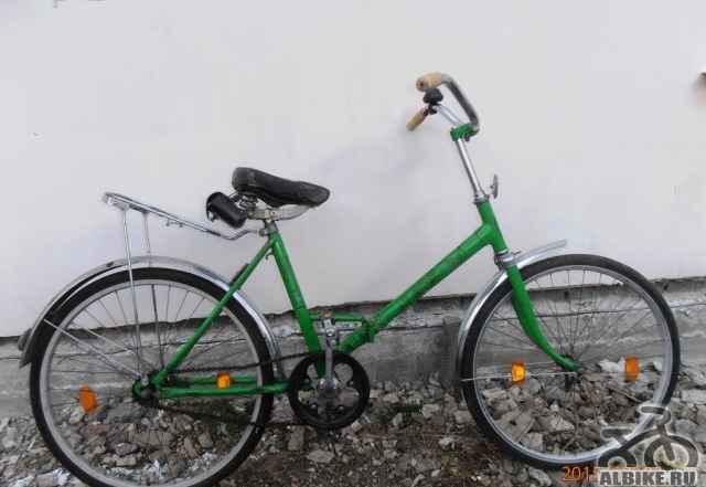Велосипед Салют-С (складной) Б/У