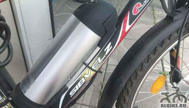 Продам велосипед sibvelz ж-д электрический
