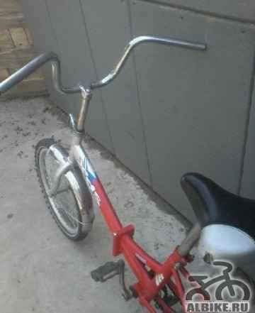 Продаётся велосипед марки XDS
