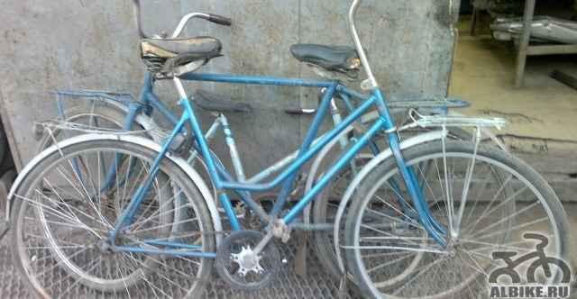 Велосы Урал