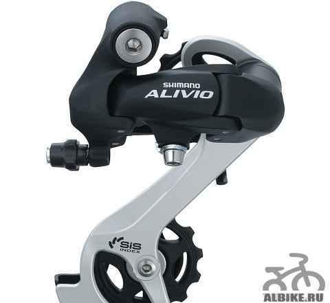 Переключатель задний Shimano Alivio RD-M410 (8ск)