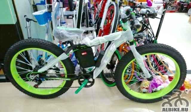 Продам Электровелосипед Fatbike