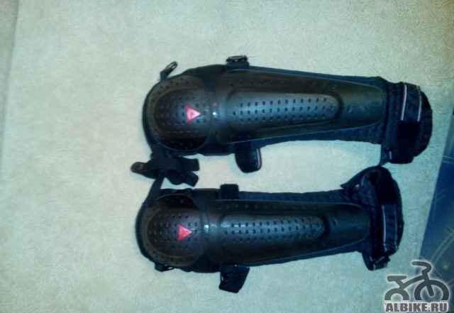 Защита для bmx (голень+ колено)