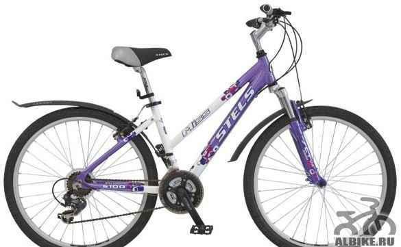 Женский велосипед Мисс 6100