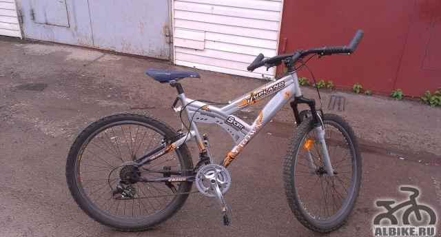 Продам велосипед UpLand