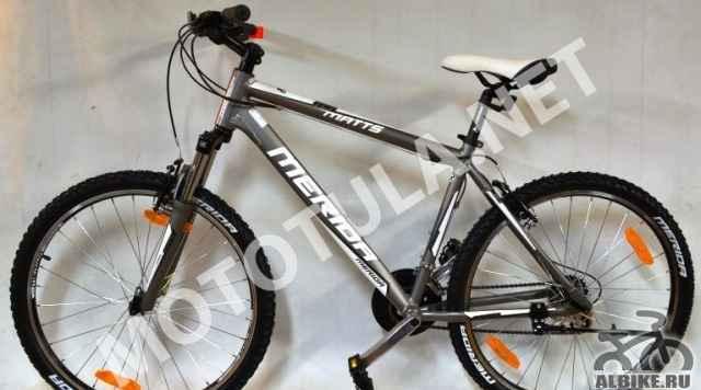 Велосипед Merida Matts 10 (2014)