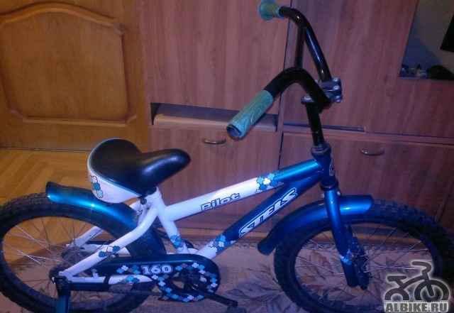 Велосипед для мальчика 5-6 лет