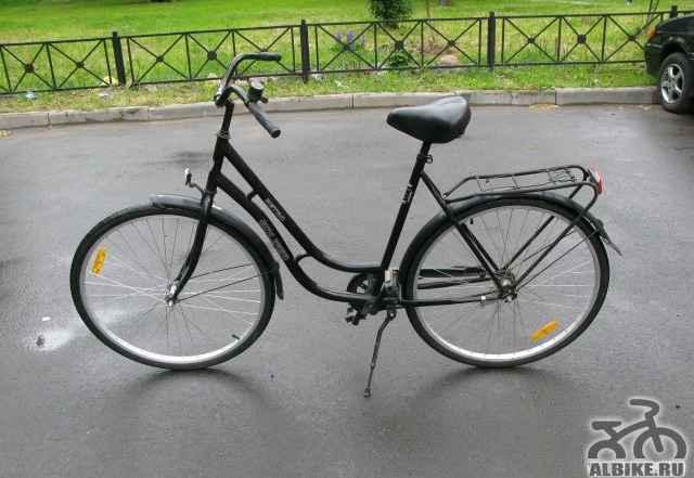 Solifer Ретро финский велосипед
