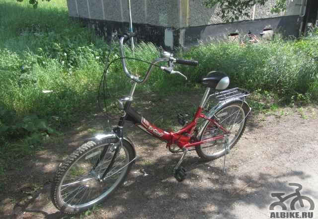 "Велосипед ""TopGear"""