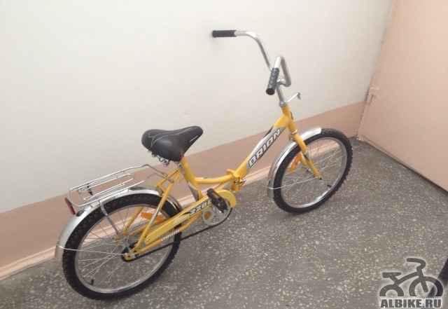 Продам новый детский складной велосипед