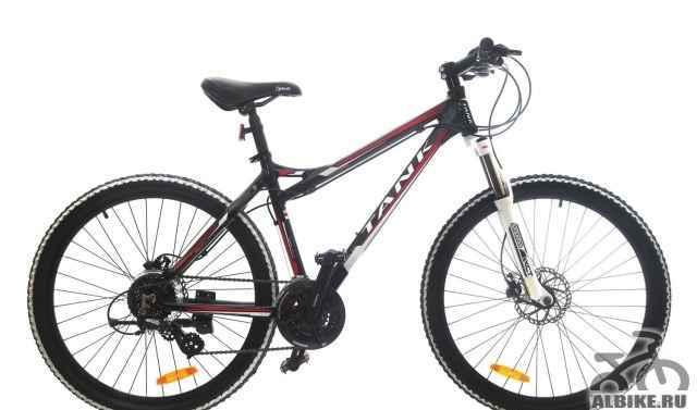 Горный велосипед с гидравлическими тормозами