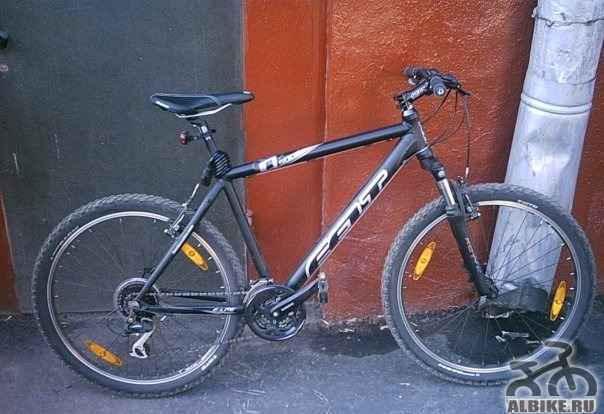 Велосипед Felt в идеальном состоянии