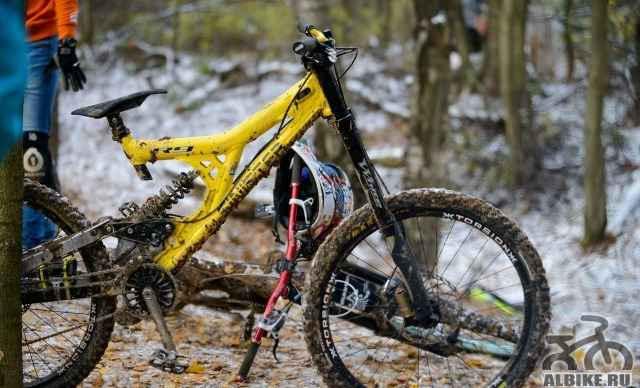Продам горный велосипед для FR/DH