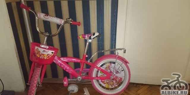 Велосипед навигатор winx 16 б/у