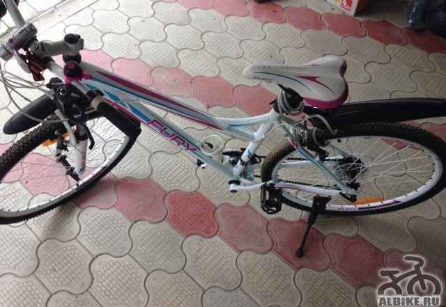 Японский велосипед фури