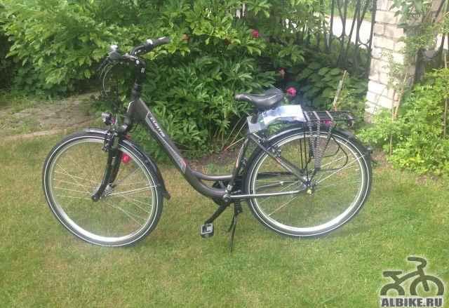 Дамский велосипед Германия