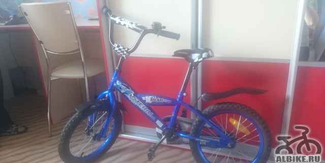 Велосипед для мальчика 5-7 лет