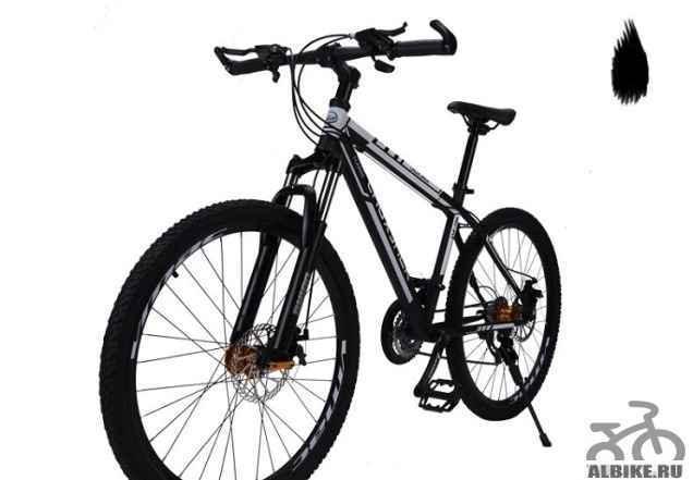 Вело-юайк (luxjack) спортивный новый