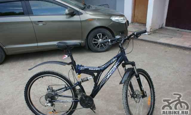 Продам велосипед блак aqua Mount