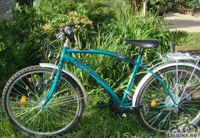Мужской шоссейный велосипед + подарок