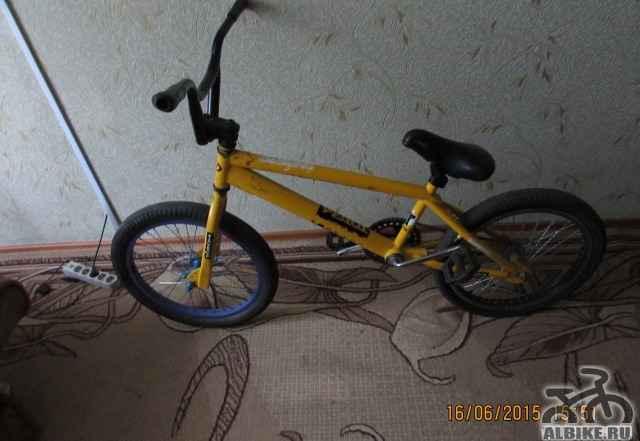 Велосипед BMX totem, состояние хорошее
