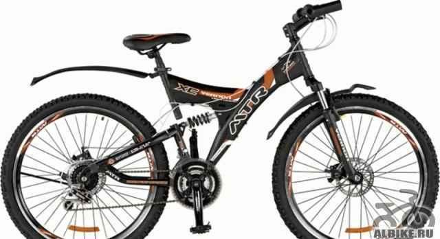 Продам велосипед горный MTR